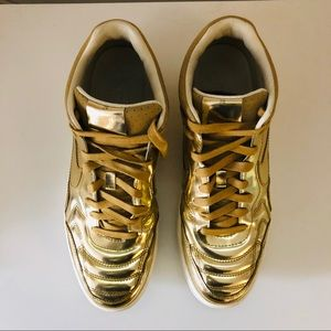 Nike Tiempo 94 liquid gold